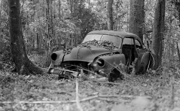abandoned+car